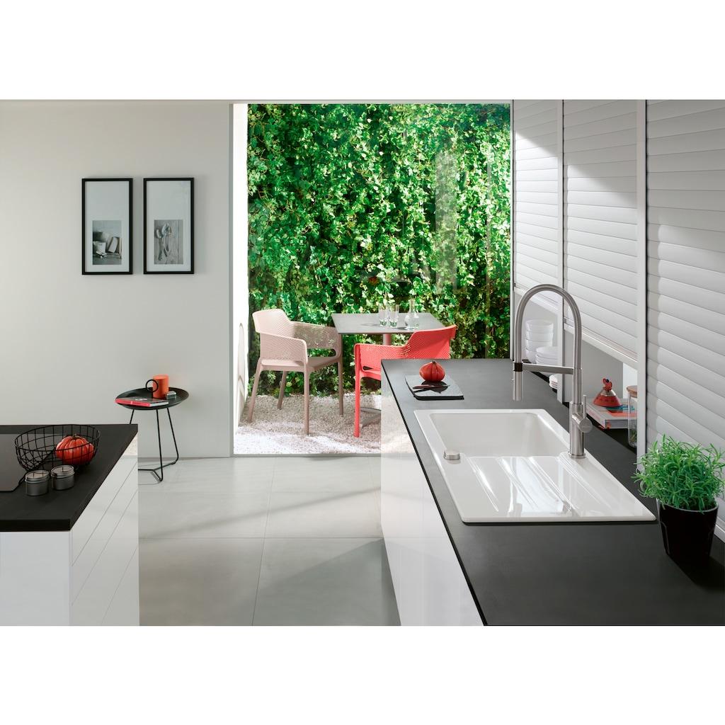 Villeroy & Boch Küchenspüle »Architectura 60«, inkl. Ablaufgarnitur mit Excenterbetätigung, 1000 x 510 mm