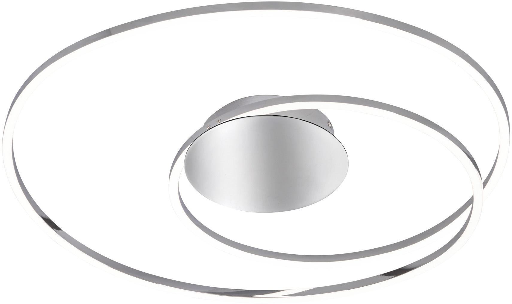 FISCHER & HONSEL LED Deckenleuchte Camp, LED-Modul, Warmweiß