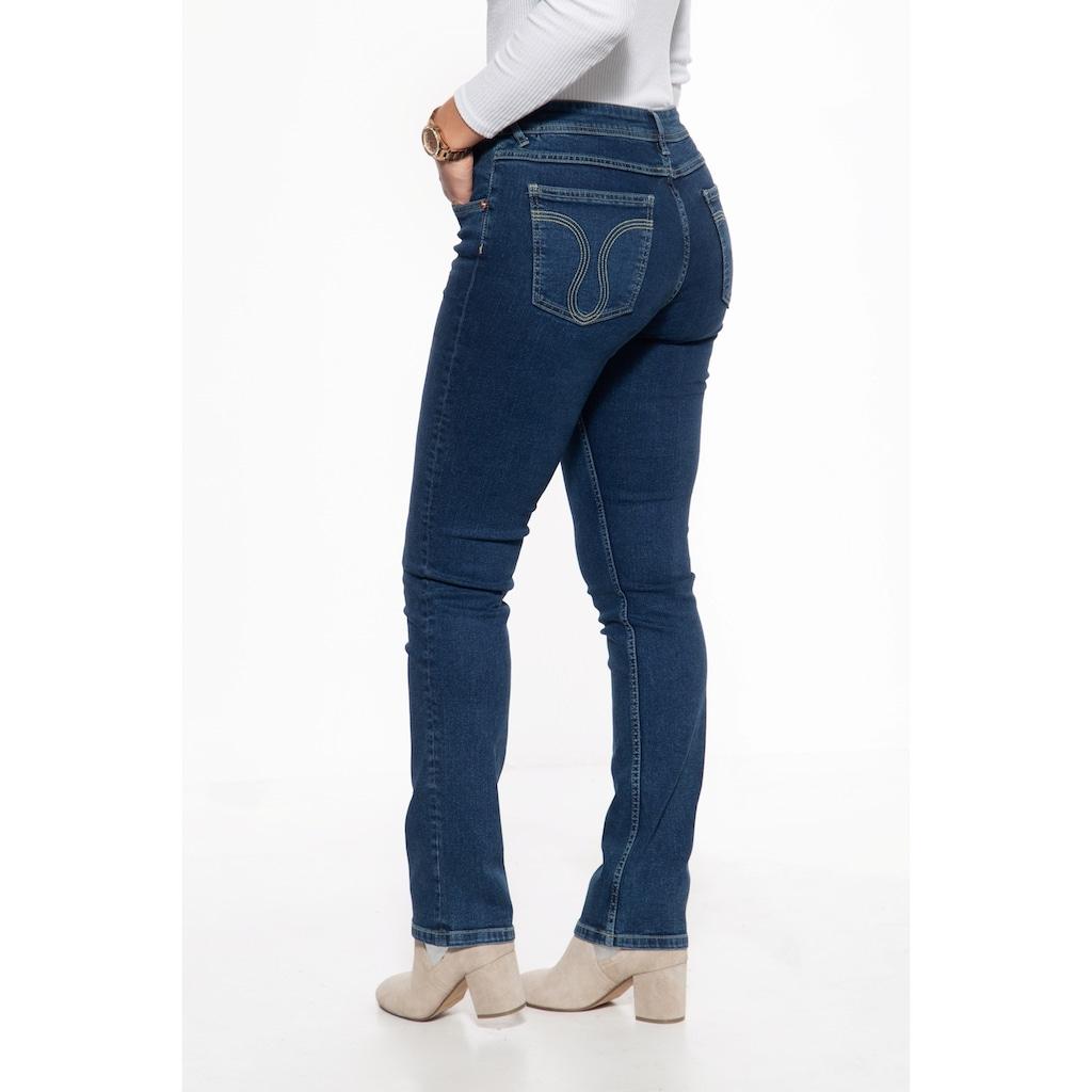 ATT Jeans 5-Pocket-Jeans »Stella«, aus robustem Denim