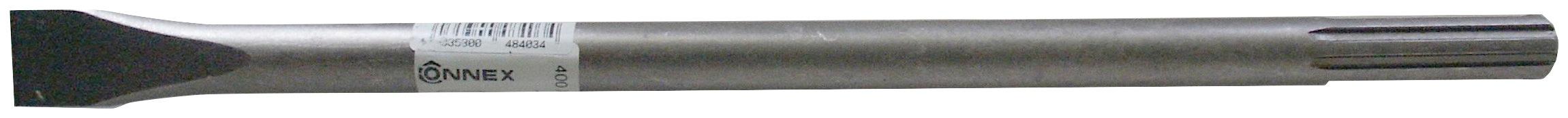 Connex Flachmeißel SDS max grau Meißel Werkzeug Maschinen