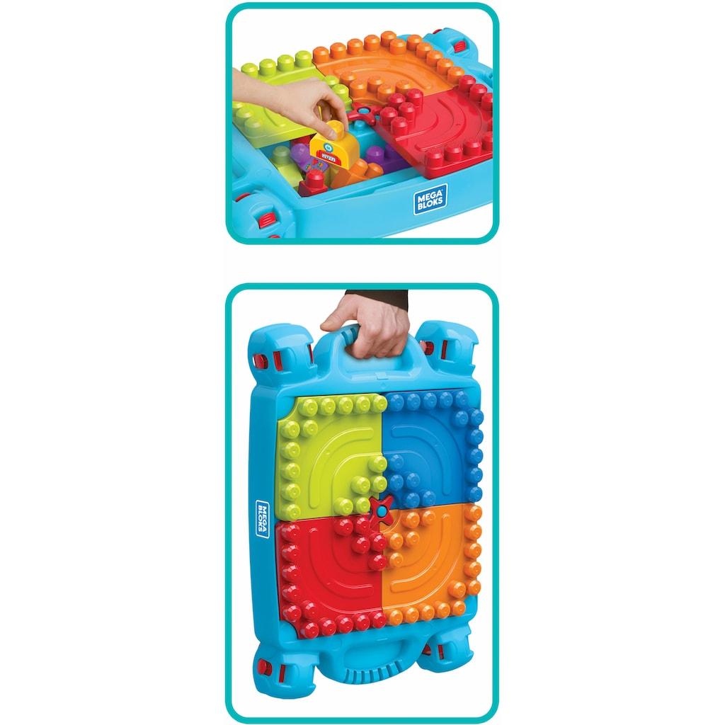 MEGA BLOKS Spieltisch »Mega Bloks Bau- und Spieltisch, 30 Teile«