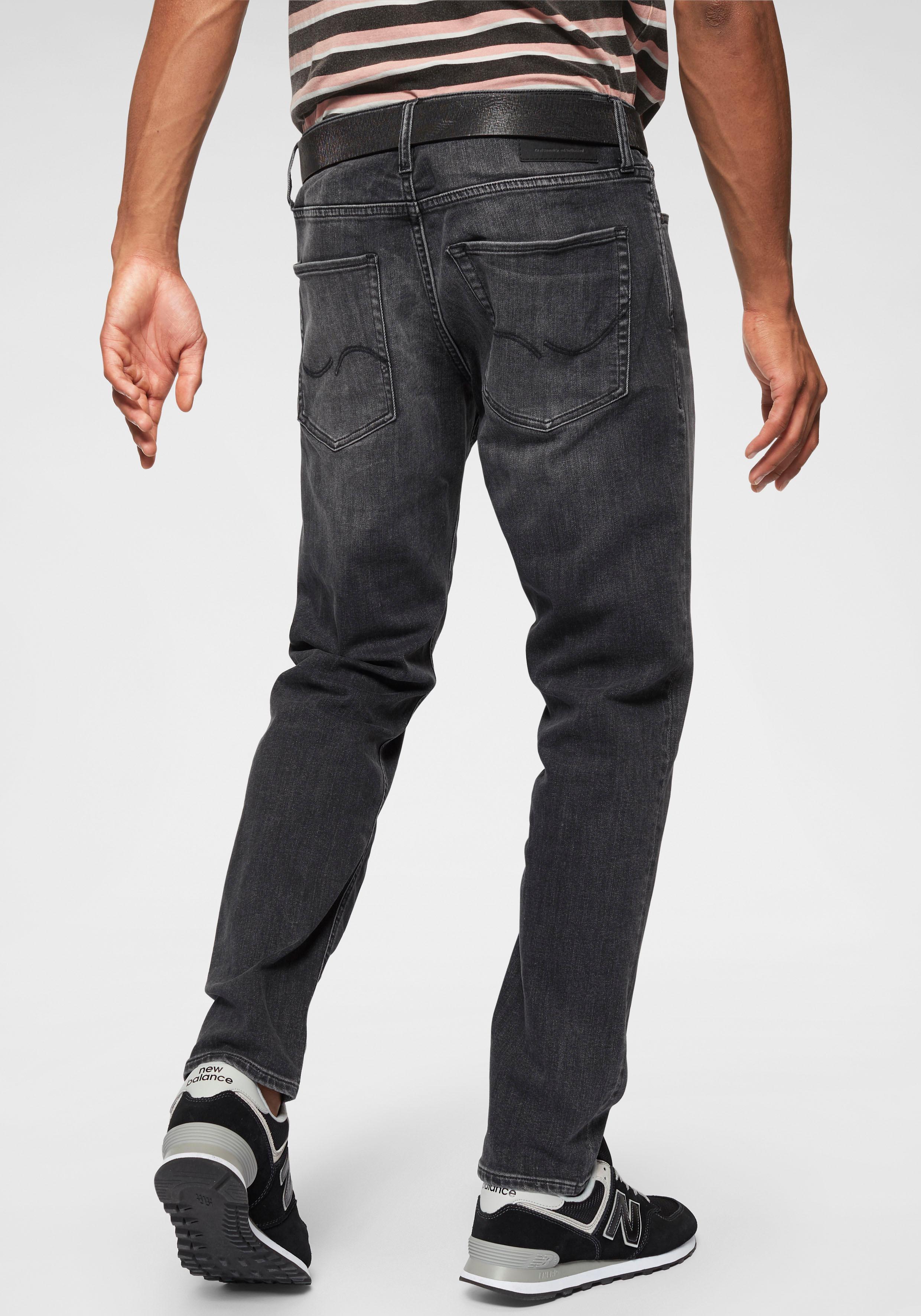 Jack & Jones Comfort-fit-Jeans Mike | Bekleidung > Jeans > Sonstige Jeans | Schwarz | jack & jones