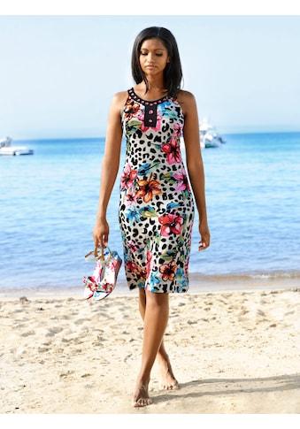 Alba Moda Strandkleid mit Ziersteinen kaufen