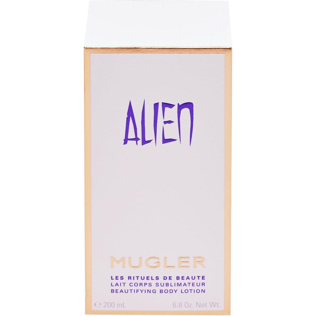 Thierry Mugler Bodylotion »Alien«