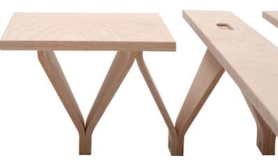 Tojo Nachttisch »lieg-Nachttisch«, Breite/Tiefe: 40/34 cm kaufen