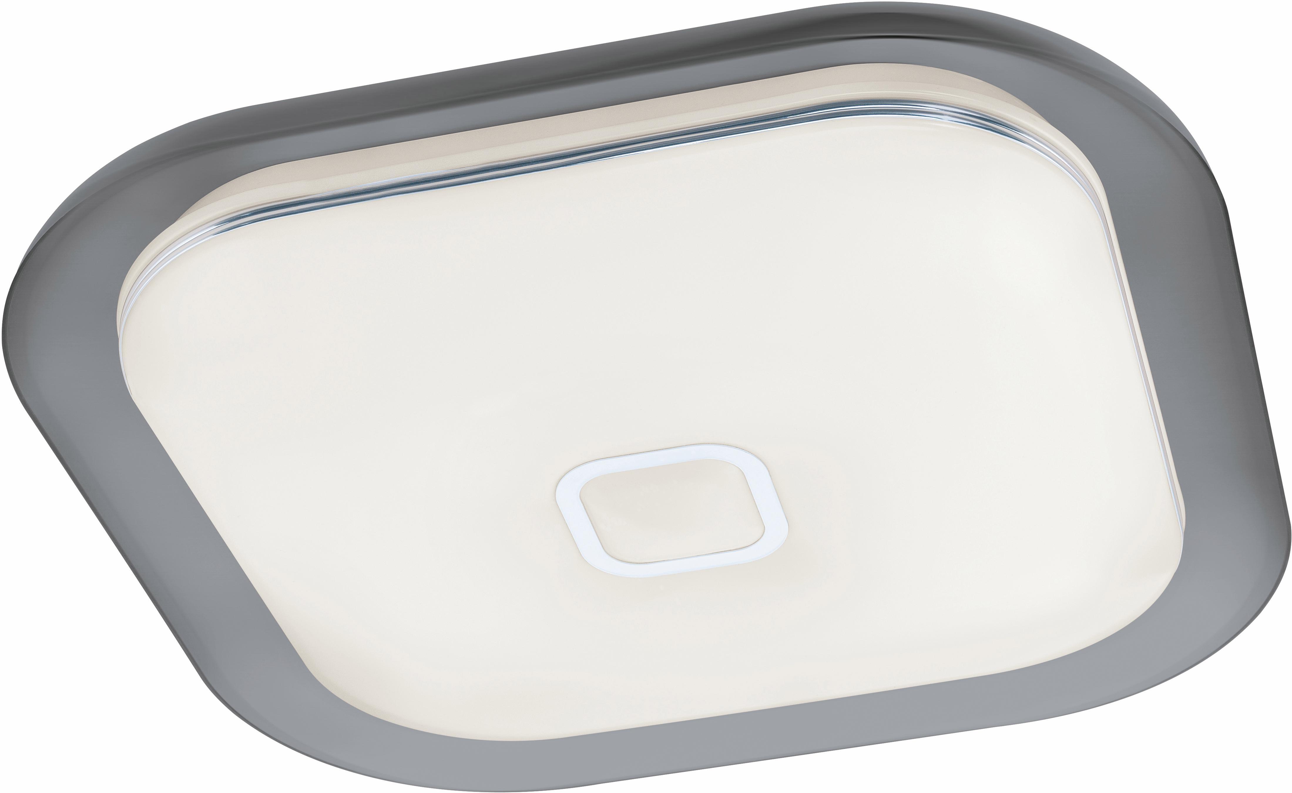 EGLO LED Deckenleuchte REGASOL, LED-Board, Extra-Warmweiß-Kaltweiß-Neutralweiß-Tageslichtweiß-Warmweiß, Memory function, CCT, 3-step dimming