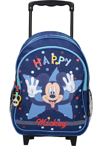 Vadobag Kinderkoffer »Mickey Mouse Happiness«, 2 Rollen kaufen