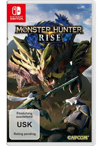 Monster Hunter Rise  -  Collector's Edition Nintendo Switch kaufen