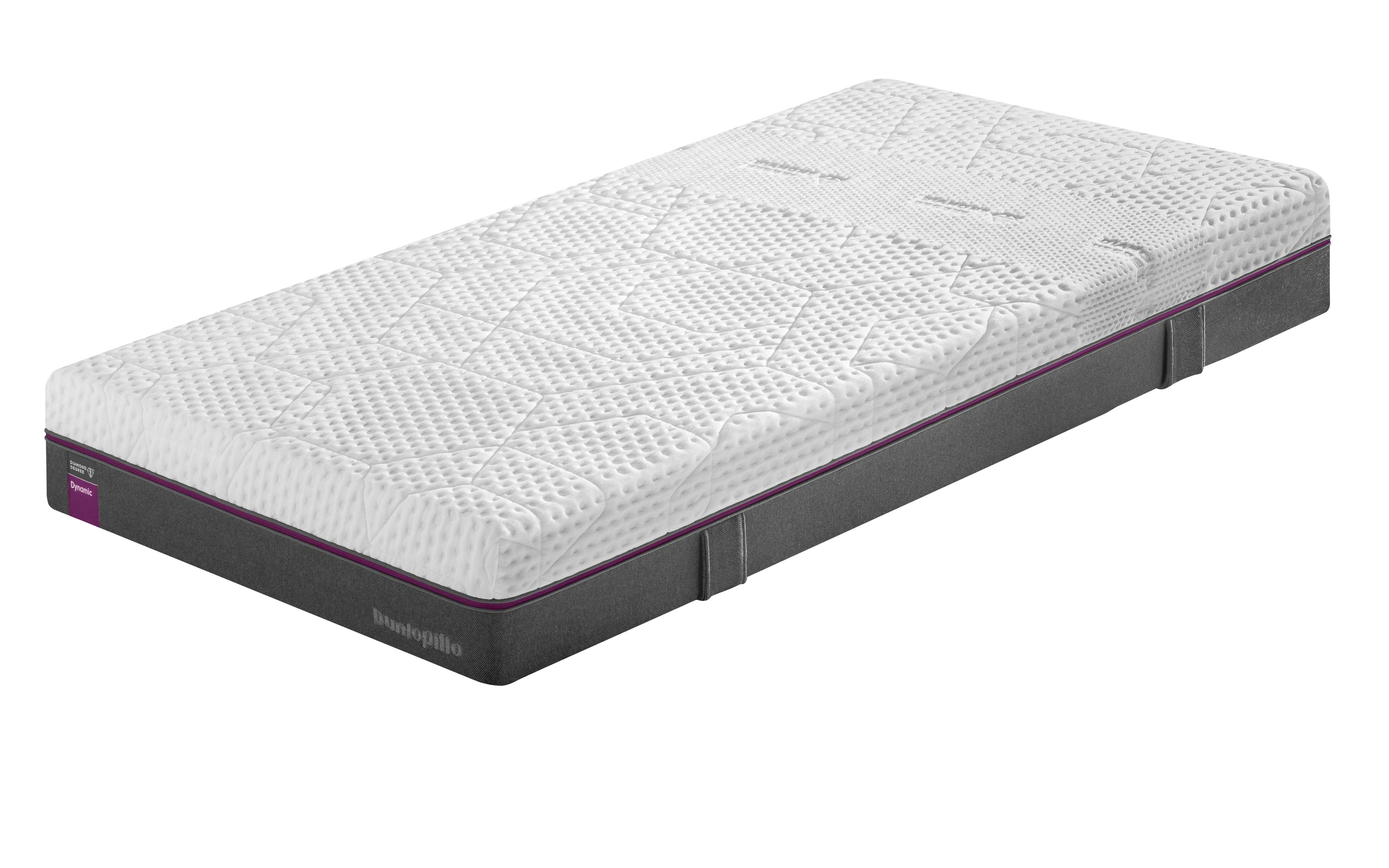 Taschenfederkernmatratze Diamond Degree Dynamic Dunlopillo better sleep 25 cm hoch