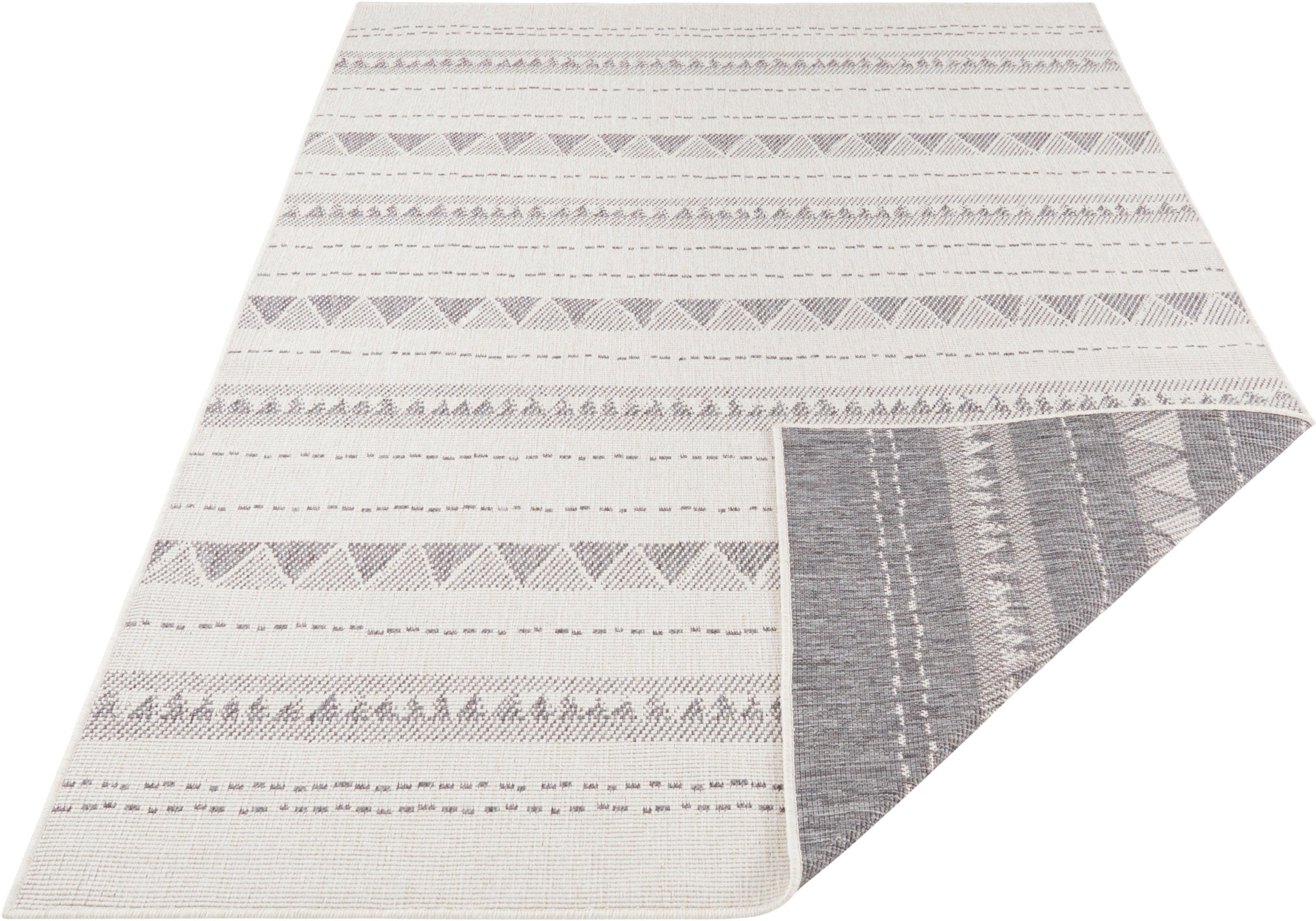 Teppich Bahamas bougari rechteckig Höhe 5 mm maschinell gewebt