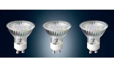 WOFI LED-Leuchtmittel »Led_smd G45 Gu10 - 3er Set«, GU10, 3 St., Warmweiß kaufen