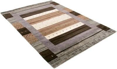Wollteppich, »Gabbeh Helen«, carpetfine, rechteckig, Höhe 15 mm, handgewebt kaufen