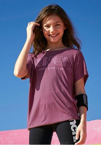 Bench. T-Shirt, mit Bench Logodruck kaufen