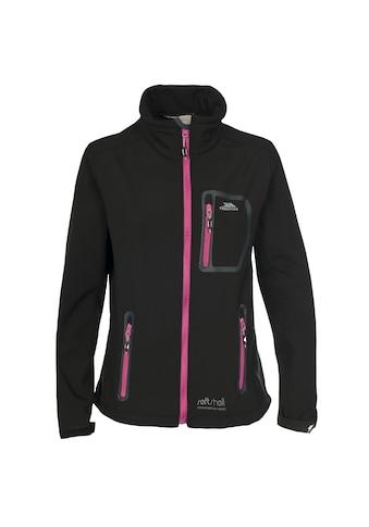 Trespass Regenjacke »Homelake Damen Softshell-Jacke, windabweisend« kaufen
