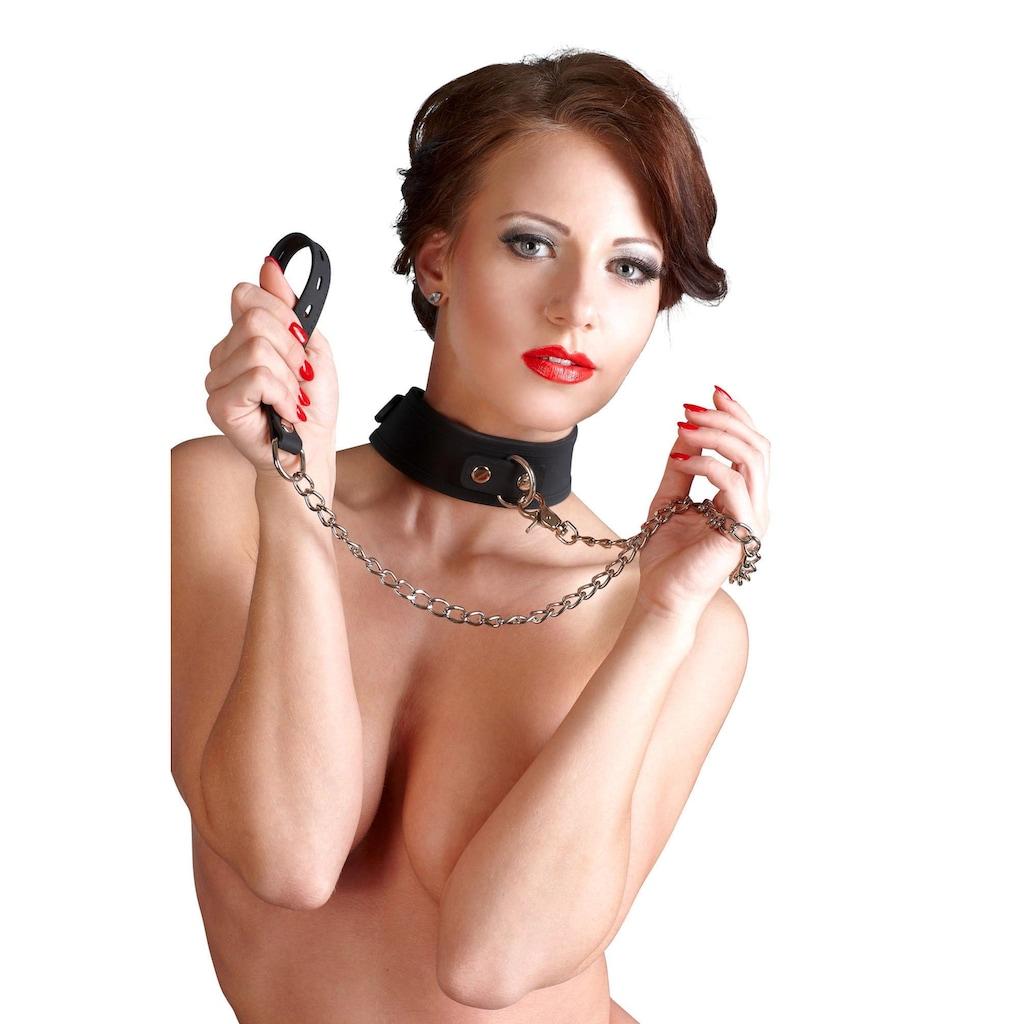 Bad Kitty Halsfessel »BK Silikon«