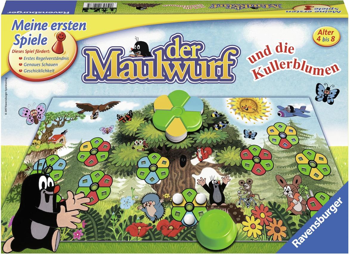 Ravensburger Sammelspiel Der Maulwurf und die Kullerblumen Preisvergleich