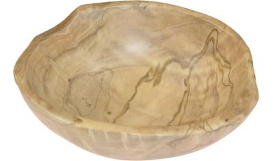 BERARD FRANCE 1892 Obstschale, Olivenholz aus zertifizierter Forstwirtschaft, oval,... kaufen