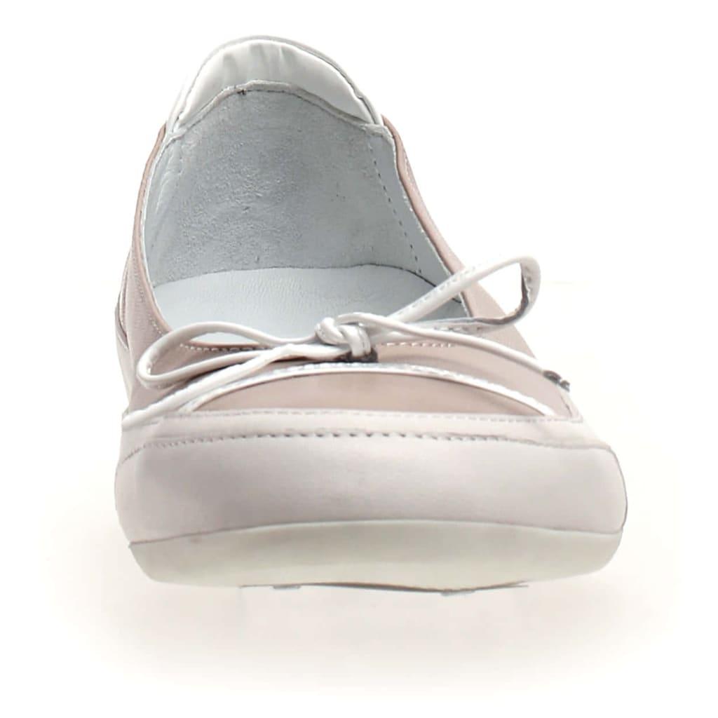 Candice Cooper Ballerina »LILLY«, mit süßer Zierschleife