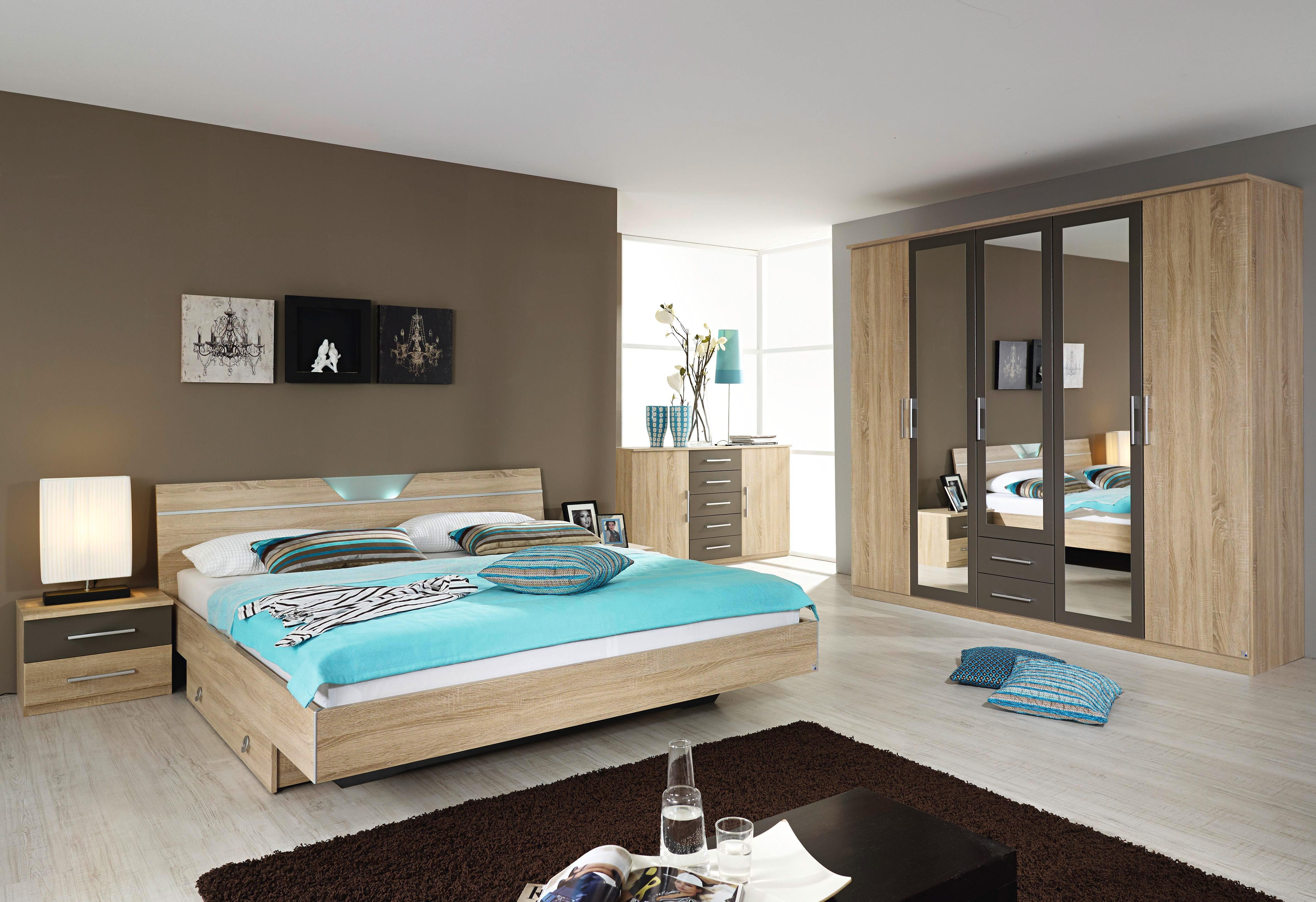 rauch Schlafzimmer-Set »Valence« (Set, 4-tlg) bestellen | BAUR