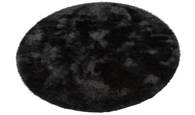 my home Hochflor-Teppich »Mikro Soft Super«, rund, 50 mm Höhe, Besonders weich durch... kaufen