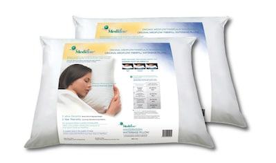 Wasserkissen, »Mediflow Original Wasserkissen 5205 Doppel - Pack 50x70cm«, Mediflow, Bezug: 100% Baumwolle, (2 - tlg.) kaufen
