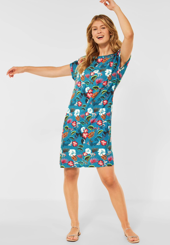 cecil -  Sommerkleid, mit Print