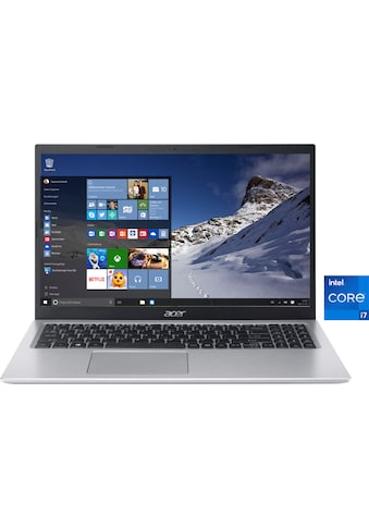 Acer A515 - 56 - 75EU Notebook (39,62 cm / 15,6 Zoll, Intel,Core i7, 512 GB SSD) kaufen