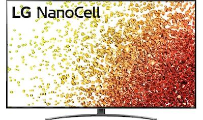"LG LCD-LED Fernseher »55NANO919PA«, 139 cm/55 "", 4K Ultra HD, Smart-TV, (bis zu... kaufen"