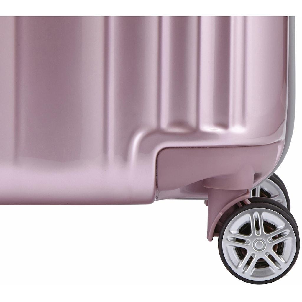 TITAN® Hartschalen-Trolley »Spotlight Flash, 55cm«, 4 Rollen