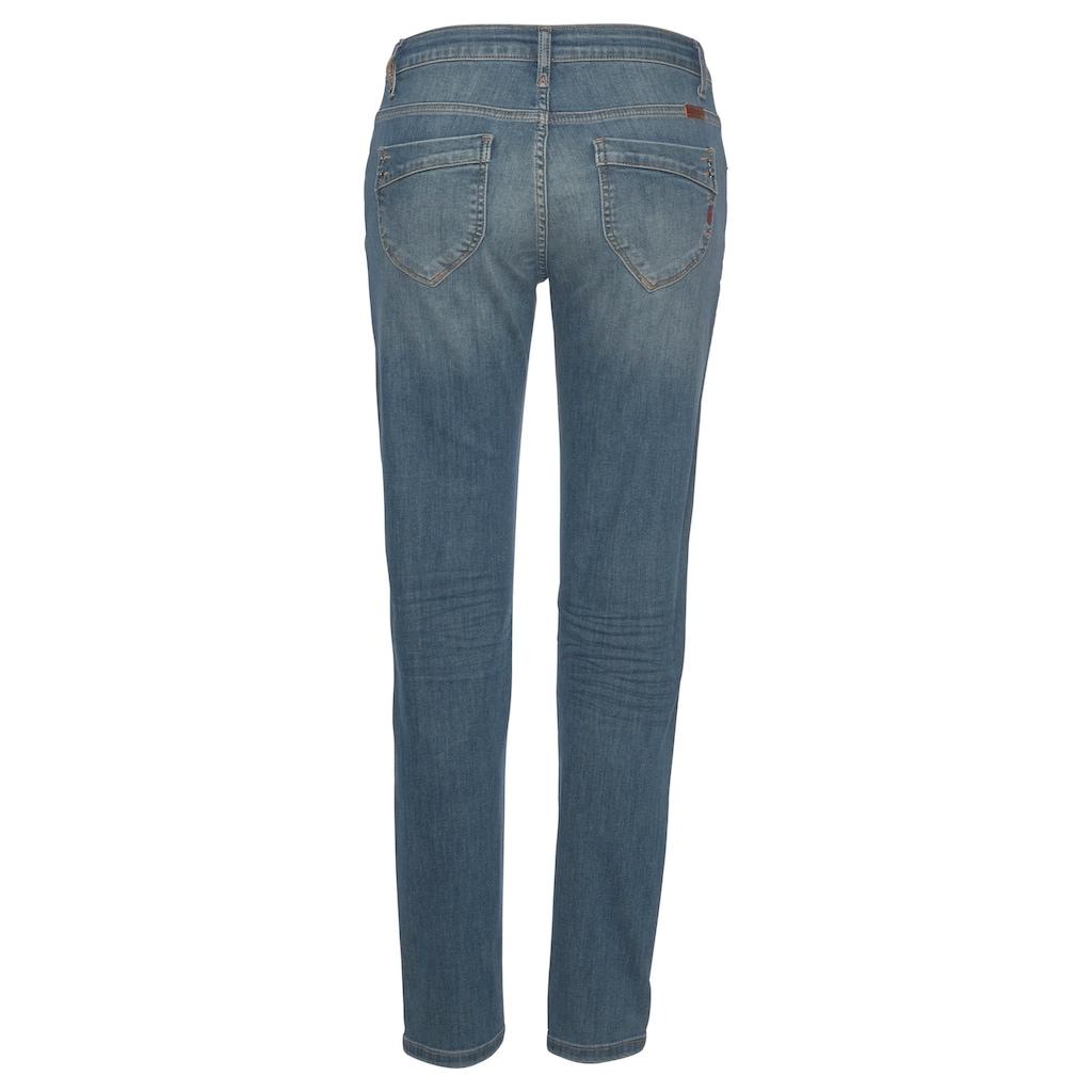 BLUE FIRE 5-Pocket-Jeans »Nancy«, perfekte Passform durch Stretch-Denim