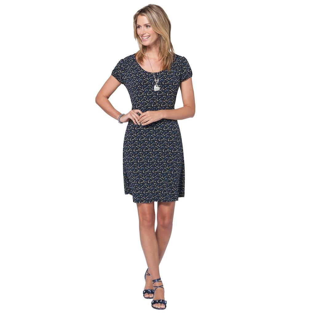 Ambria Jersey-Kleid im leicht ausgestelltem, bequemen Schnitt