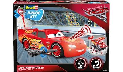 """Revell® Modellbausatz """"Junior Kit Disney Cars Lightning McQueen"""", Maßstab 1:20 kaufen"""