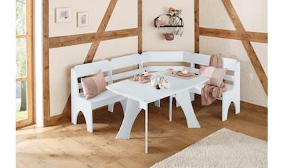 Home affaire Esszimmer-Set »Torben«, (2 St.), im Landhausstil kaufen