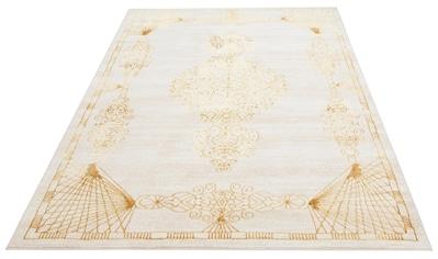 Teppich, »Akebia«, DELAVITA, rechteckig, Höhe 11 mm, maschinell gewebt kaufen
