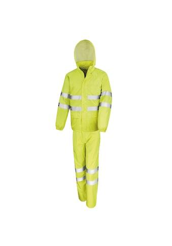 Result Funktionshose »Safeguard Unisex High Vis Regen Set« kaufen