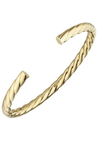 JOBO Armspange, oval 925 Silber vergoldet kaufen