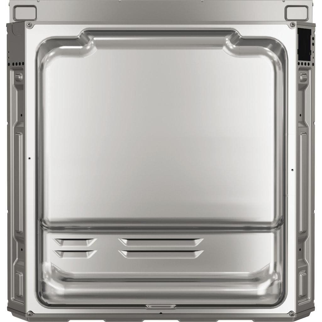 Privileg Backofen-Set »BAKO Turn&Go Steam 500«, PBWK3 JH8S BLG, mit Backauszug, Hydrolyse, mit Dampffunktion und Hydrolyse