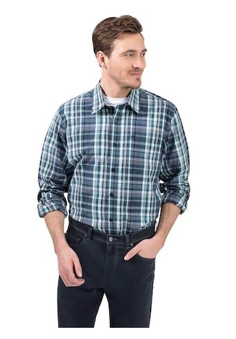 Marco Donati Langarm - Hemd aus reinen Naturfasern kaufen
