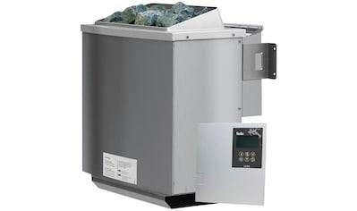 KARIBU Saunaofen »4,5 kW Bio - Kombiofen«, inkl. ext. Steuerung »Classic Bio« und 18 kg Saunasteine kaufen
