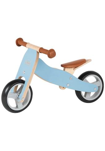 Pinolino® Laufrad »Charlie«, für Kinder ab 18 Monate, blau-natur kaufen