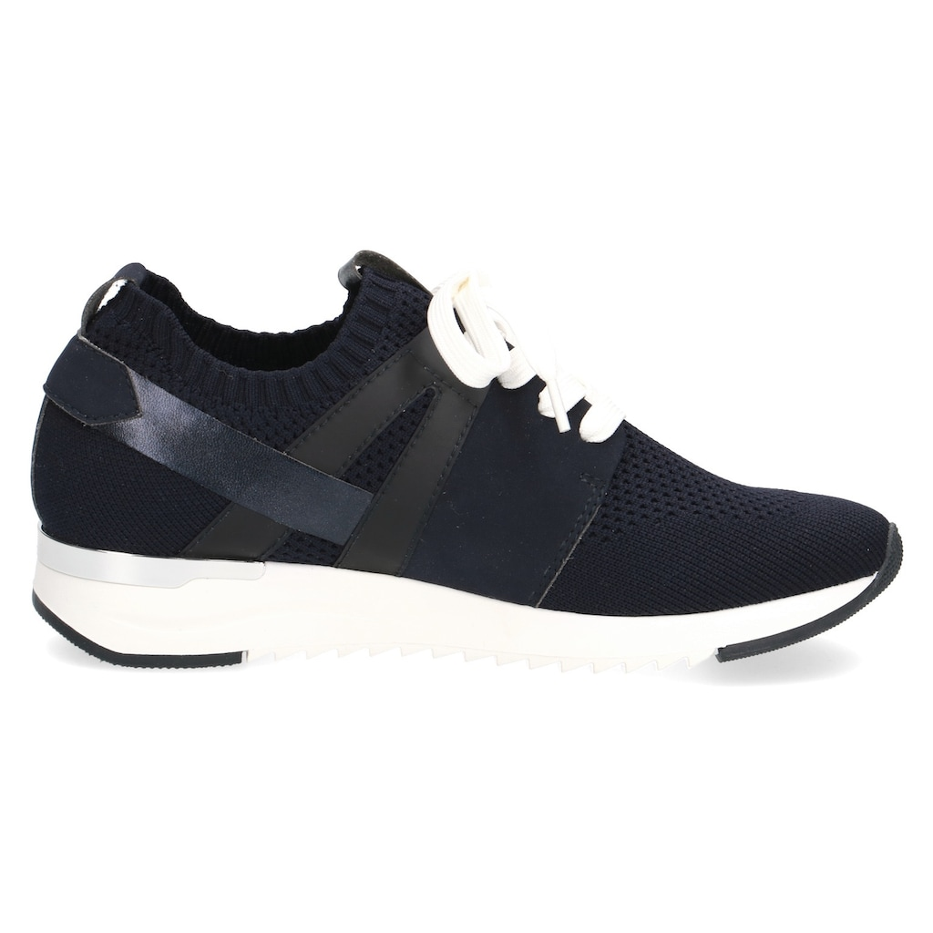 Caprice Slip-On Sneaker, mit herausnehmbarer Leder-Einlage