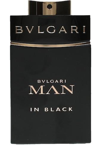 BVLGARI Eau de Parfum »Man in black« kaufen