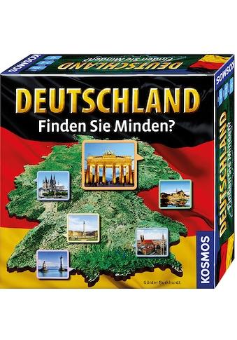 Kosmos Spiel »Deutschland - Finden Sie Minden?«, Made in Germany kaufen