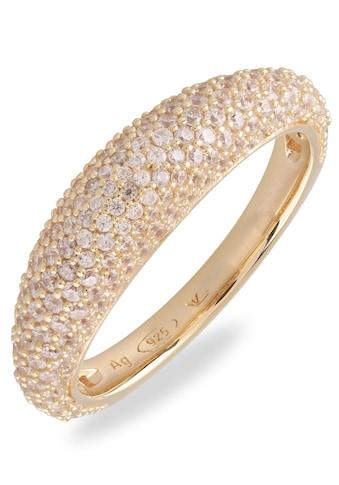 VILMAS Fingerring »Small Drop, 4028146661097, 1103, 1110«, mit Zirkonia kaufen