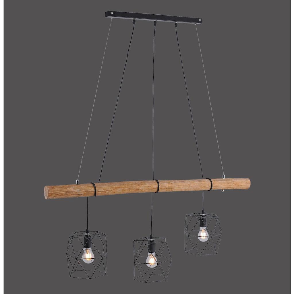 Leuchten Direkt Pendelleuchte »EDGAR«, E27, Hängeleuchte, Hängelampe