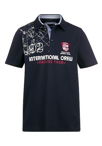 Babista Poloshirt, mit maritimen Details kaufen