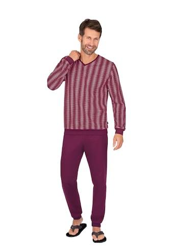 Trigema Schlafanzug, aus reiner Baumwolle kaufen