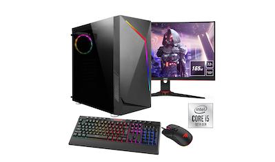 "Hyrican Gaming-PC-Komplettsystem »Onyx SET02138«, inklusive 24"" Monitor AOC C24G2AE/BK kaufen"