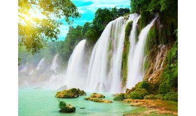 Papermoon Fototapete »Ban Gioc Vietnam Waterfall« kaufen