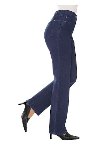 Classic Basics Jeans mit seitlichen Einsätzen kaufen